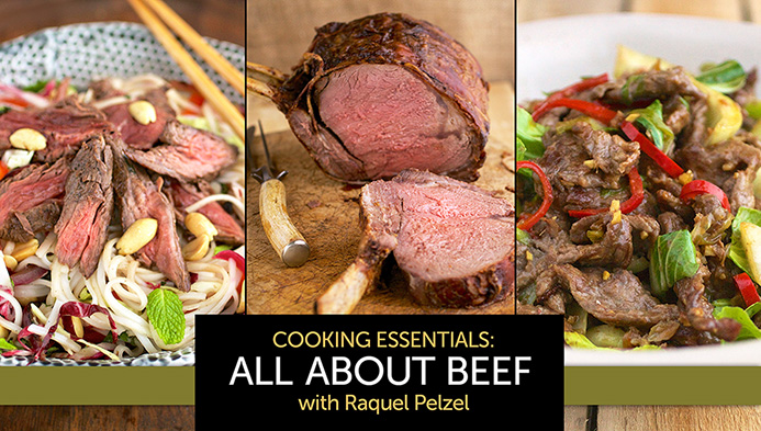 Cooking Essentials: All About Beef