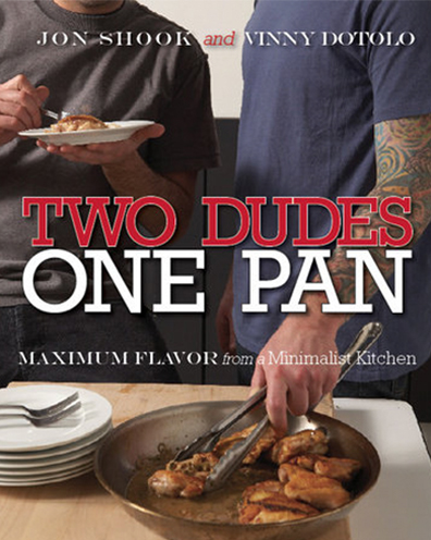 Two Dudes One Pan: Maximum Flavor from a Minimalist Kitchen
