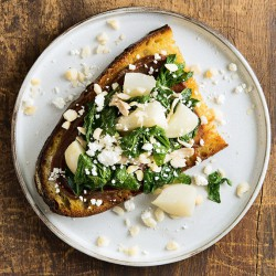 Spilling the beans (and other ingredients) on Toast